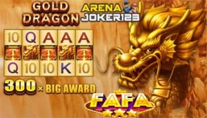Slot Gold Dragon
