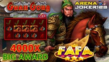 Slot Guan Gong