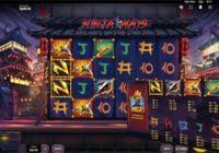 Slot Ninja Ways