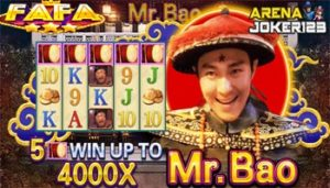 Slot Online Mr.Bao
